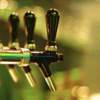Beer Taps, Pub, Bar