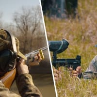 Clay Pigeon Shooting & Paintball