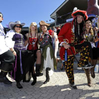 The Gasparilla Pirate Festival