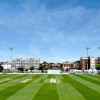 The County Ground Hove