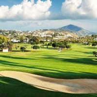 18 Holes at Los Naranjos Golf Club