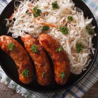 A german meal