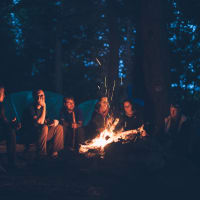 corporate event ideas - survival training