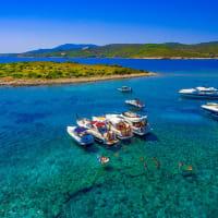 Luxury Speedboat To Pakleni Island