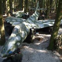 Bristol Outdoor Pursuits - Jet fighter
