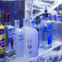 Ice Bar & Nightclub Entry