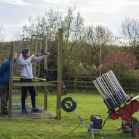 Clay Pigeon Shooting - 40 Clays