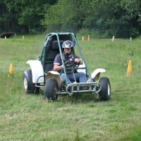 Rally Kart - Pitstop Challenge