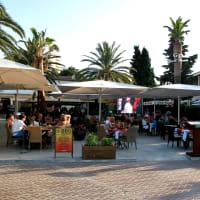Godfathers restaurant - exterior of venue