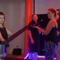 Team Challenges Inside The Qube