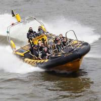 Canary Wharf Thames RIB Blast - Non-Exclusive
