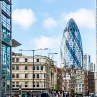 Gherkin The City London