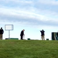Nottingham Clay Shooting - Clay shooting ground