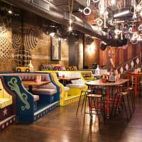 Trapeze Bar - London