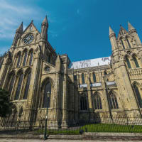 Beverley Minster-East riding of yorkshire