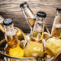 Beers & Champagne Drinks Package