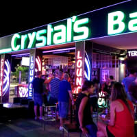 Crystals Bar