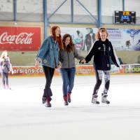 Ice Skating & Drink