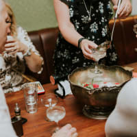 Speakeasy Table & Drinks Package