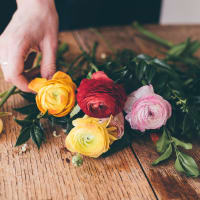 Flower Crown Workshop At Your Accommodation