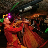 Medieval Banquet at Sir Lancelot