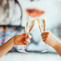 Bar Soba - Prosecco clink -SUPPLIER IMAGES-