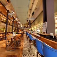 Revolutions Birmingham - interior of bar 2