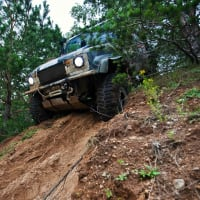 Off Road 4x4 Driving