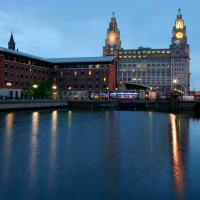 Crowne Plaza Liverpool - exterior