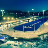 Cardiff International White Water - Water obstacle course