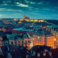 Prague nightspots