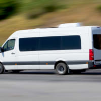 Private Minibus Airport Transfer - Pick Up at Dublin Airport