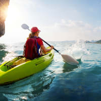 Kayaking & Snorkelling