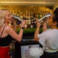 Cocktail Making Group Revolution Brighton  - CHILLISAUCE