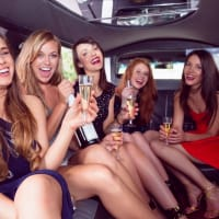 Lincoln Limo Airport Transfer at Malaga Airport