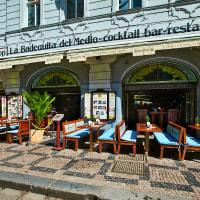 La Bodeguita Del Medio Music Bar & Restaurant - exterior