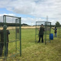 cluny events clay pigeon site