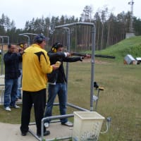 Clay Pigeon Shooting - 15 Clays