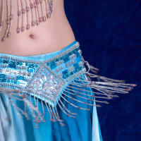 Belly  Dancing Lesson