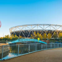 **editorial** Olympic Stadium London