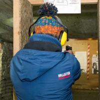 Pistol Shooting - 21 Bullets