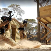 Delta Force Paintball - Southampton - paintball zone
