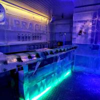Ice Pub - Interior of pub - 2