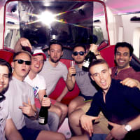 Party Bus Airport Transfer - Pick Up