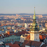 The Brno Skyline
