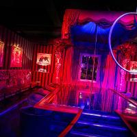 Medusa Lodge - Dancing platform