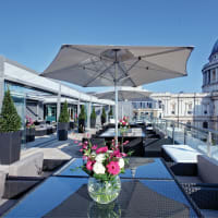 The grange hotel - st pauls - sky bar terrace