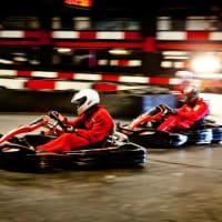 Supa Kart - Karts racing indoors