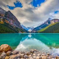 Extreme Wedding Destinations - Lake Louise