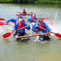 Raft Building 1 Hour